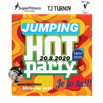 JUMPING HOT PARTY 20.8.2020