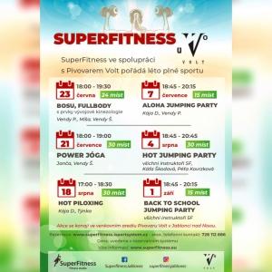 SuperFitness u Volta