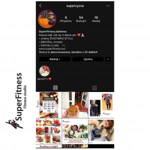 SUPERVÝZVA již na instagramu